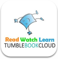 an icon of tumble books cloud