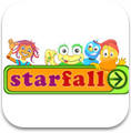 an icon of starfall