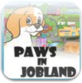 an icon of paws in jawland