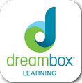 an icon of dreambox