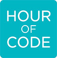 an icon for hour of code